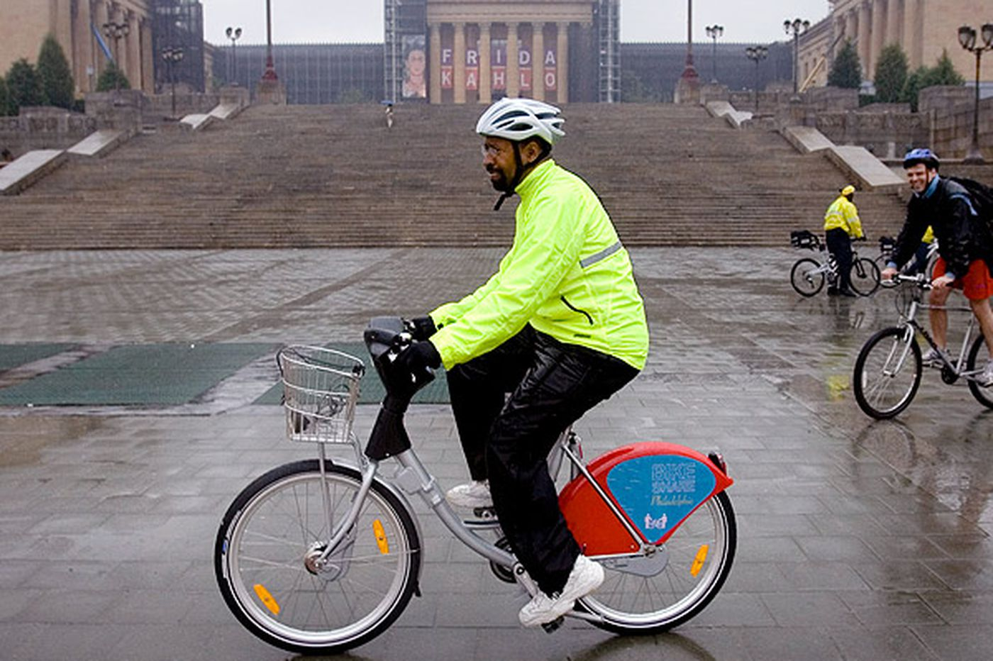 Bike share program coming to Philadelphia