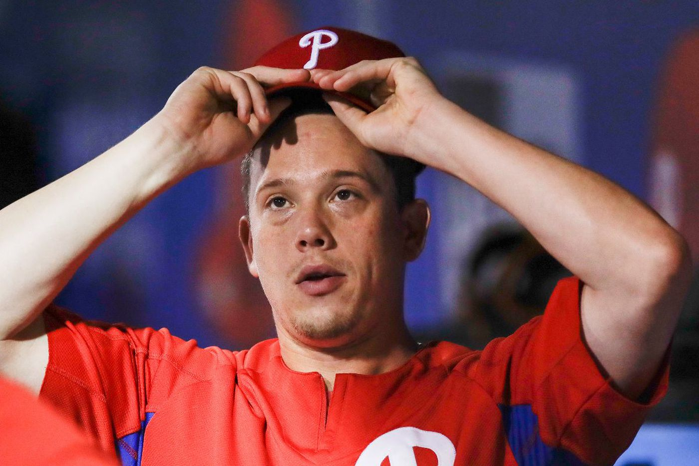 Jeremy Hellickson's departure from Philly delayed due to car accident