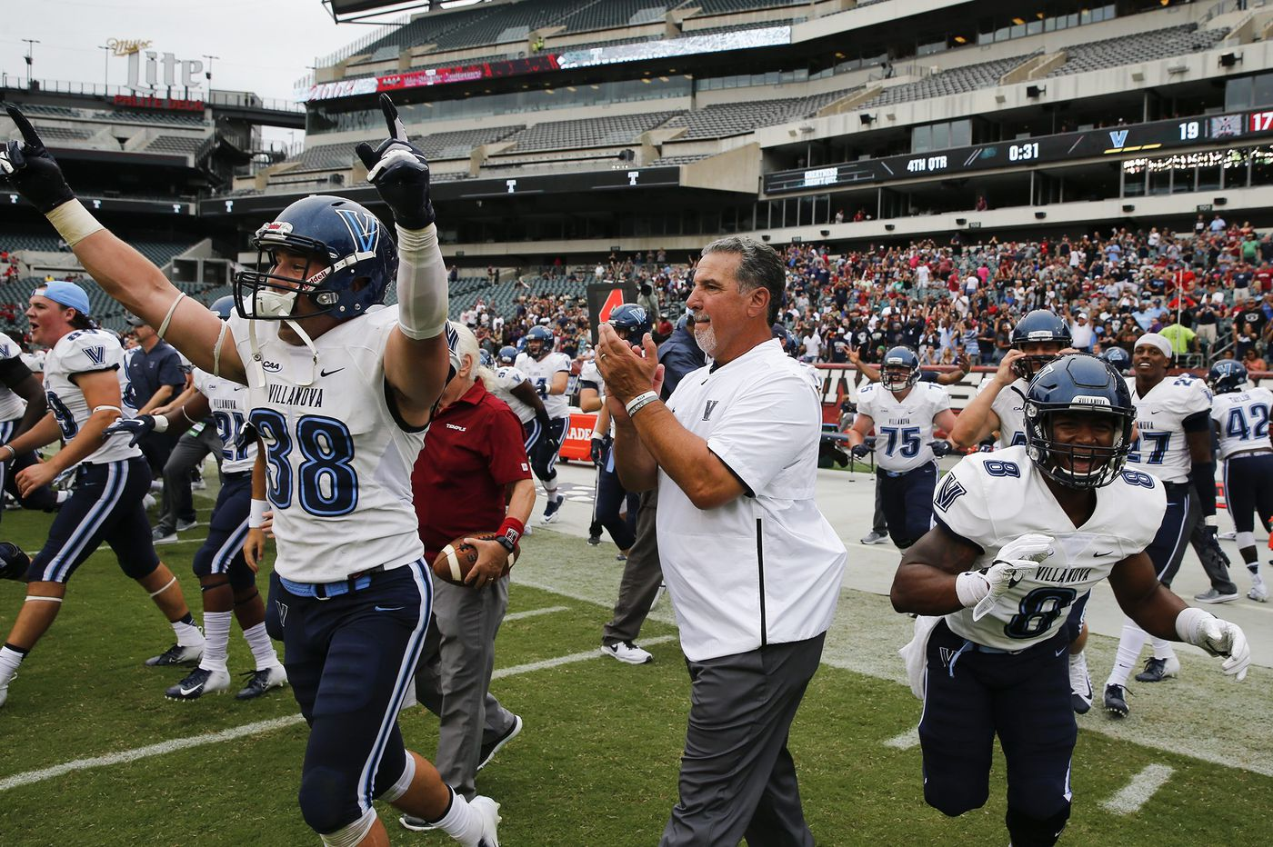 Villanova has its day in college football upset over Temple | Mike Jensen