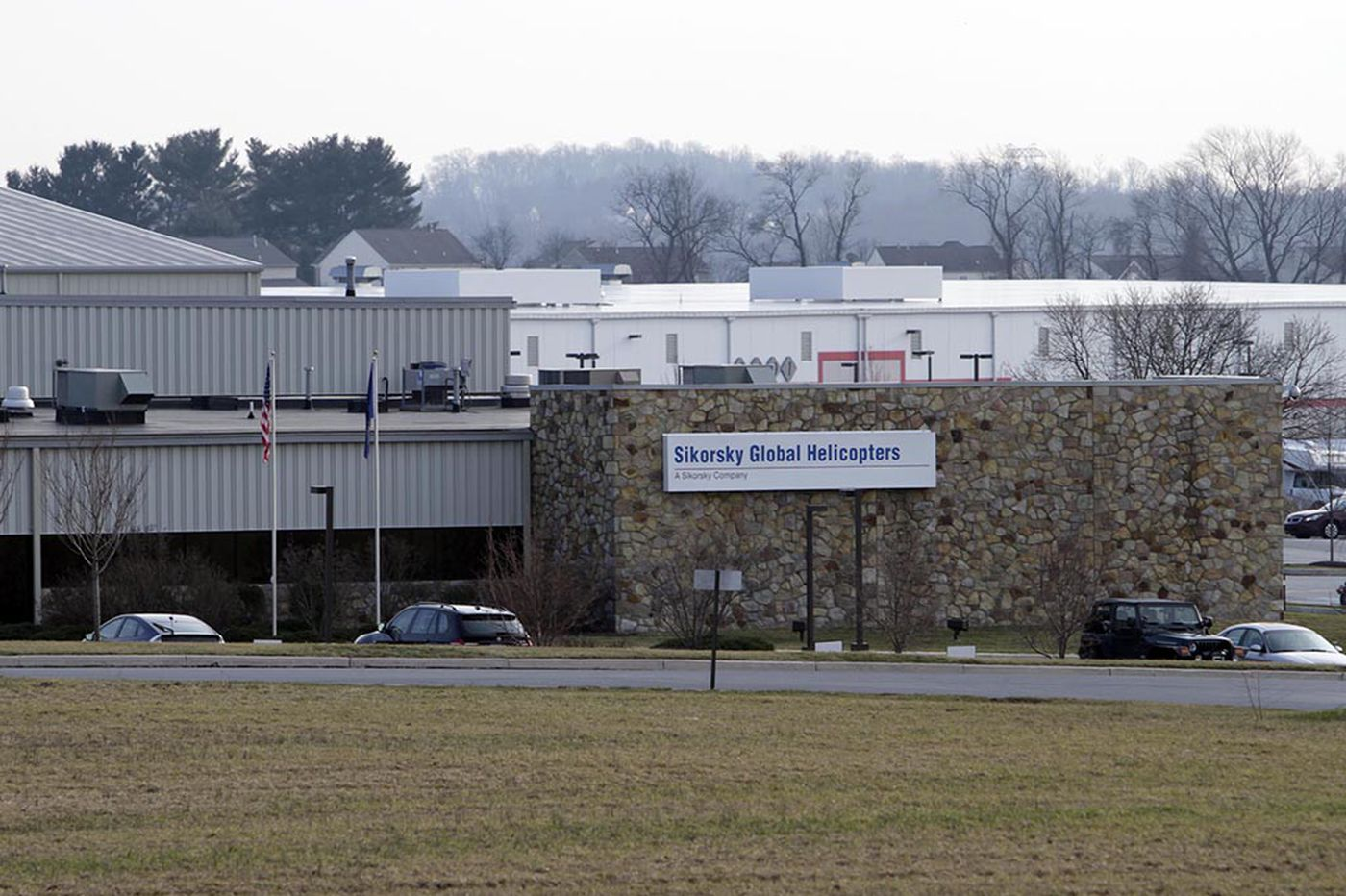 Sikorsky Aircraft to lay off 720 at Coatesville facility