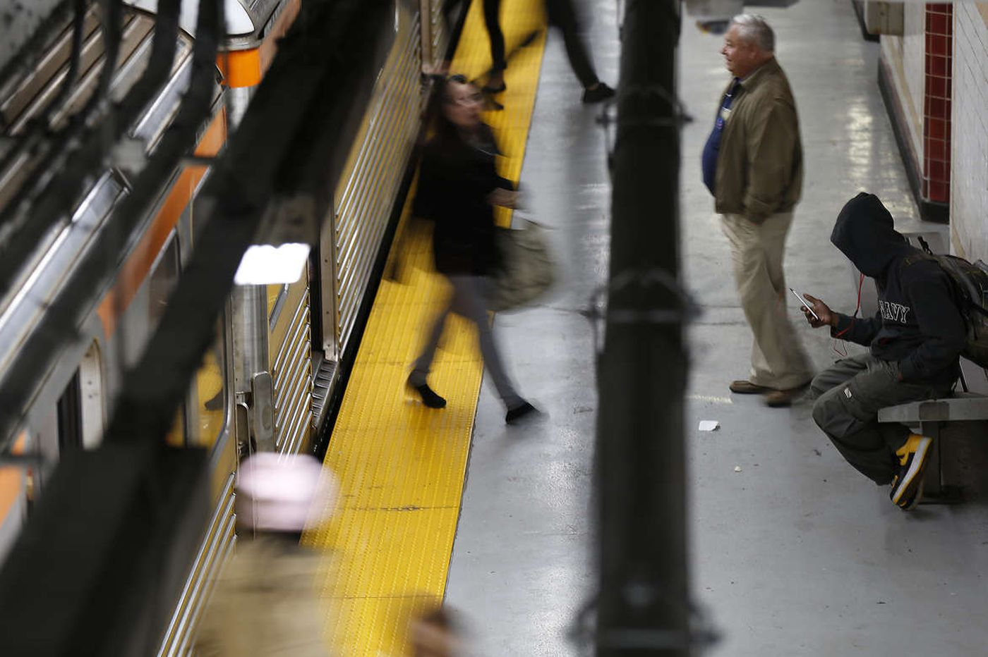Man struck and killed by SEPTA train near Oregon Station
