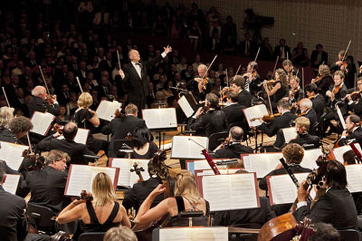Philadelphia Orchestra begins European tour on a note of trepidation