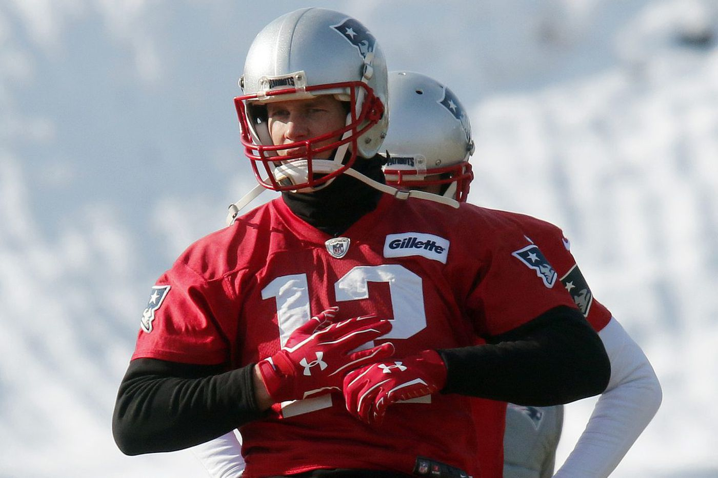 Despite superstar status, Tom Brady just one of the guys