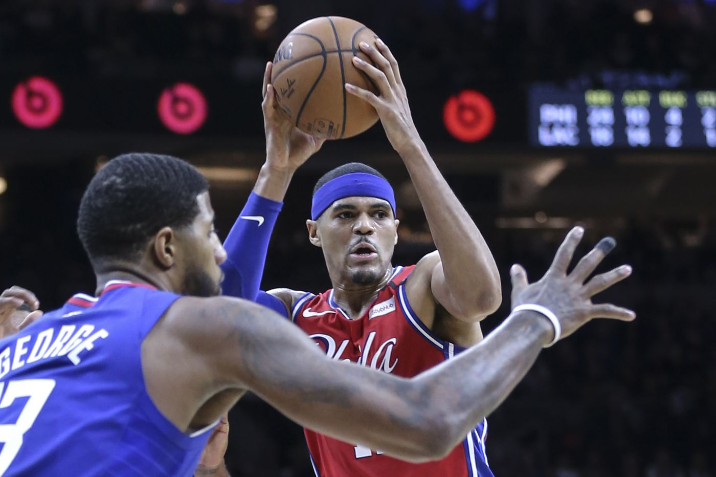 Sixers to face a Clippers team that is hitting its stride