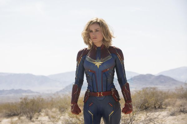 Spring movies: The Avengers return and Captain Marvel gets into the action