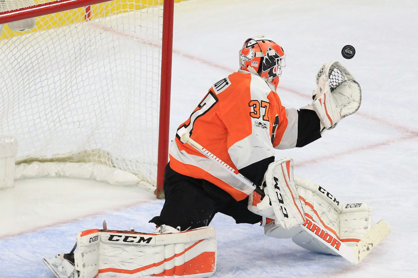 Quick hits from Flyers win over Toronto