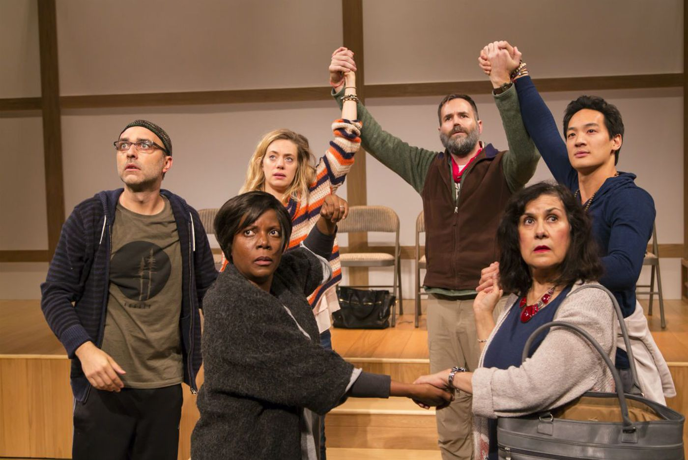 'Small Mouth Sounds' at Philadelphia Theatre Company: Sensitive, artful drama of silence and need