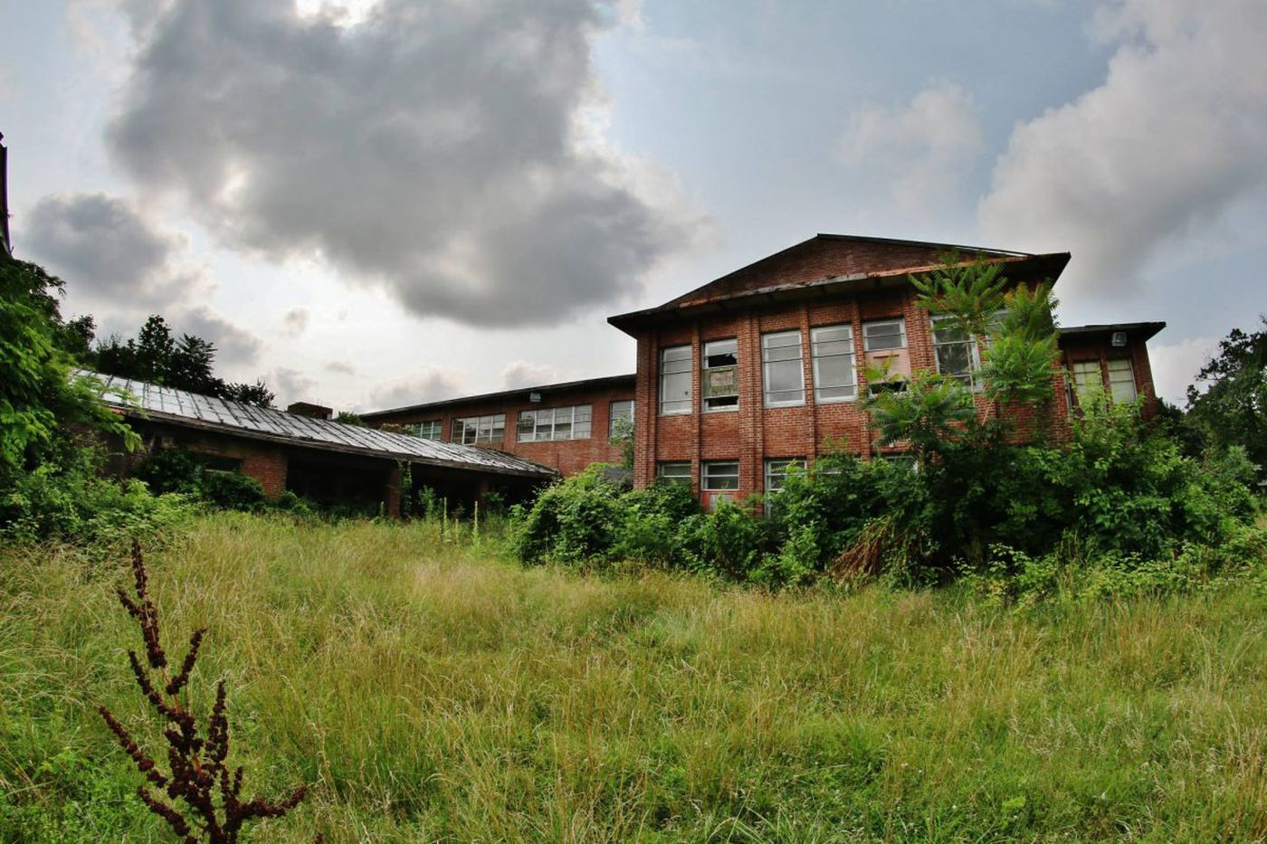 Psychiatric hospital with a controversial past to remain standing after a Chester County town denies developer