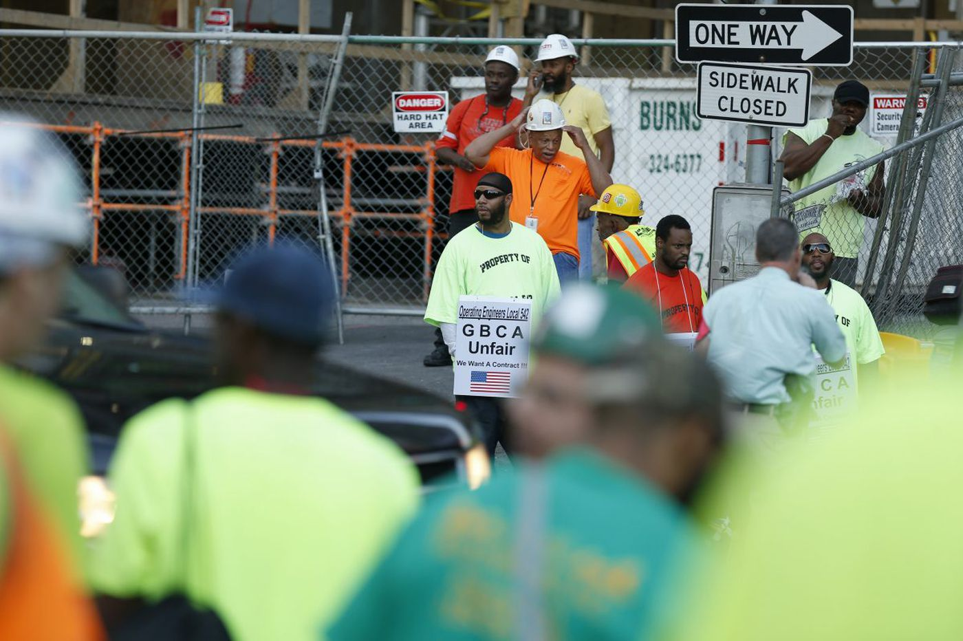 In Philly, little strike sparks a big plan