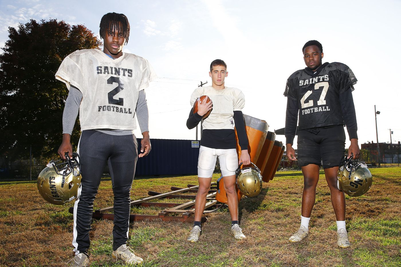 Neumann-Goretti's football success has special meaning to these seniors