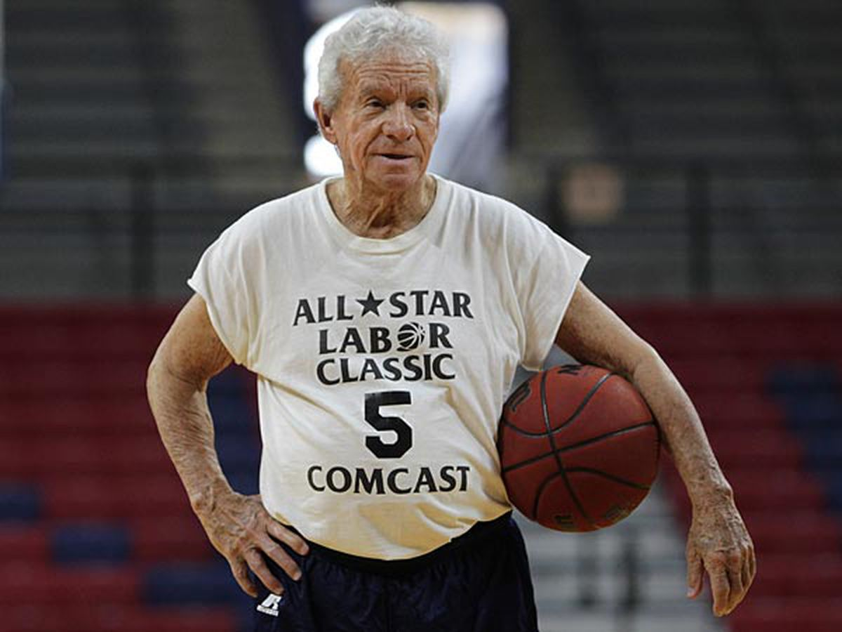 Jack Scheuer was the Palestra's all-time scorer, and so much more | Mike Jensen