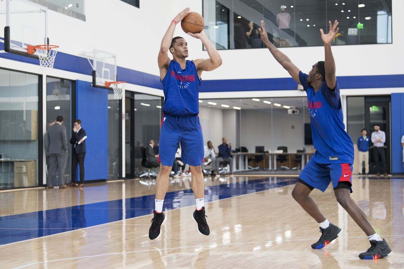Sixers' Shake Milton to miss summer league with back injury