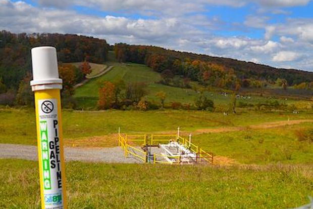 Fracking firms in Pa. are getting billed for millions in impact fees