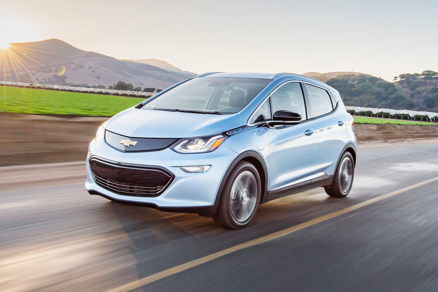 2018 Chevrolet Bolt EV: An everyday electric econobox | Scott Sturgis