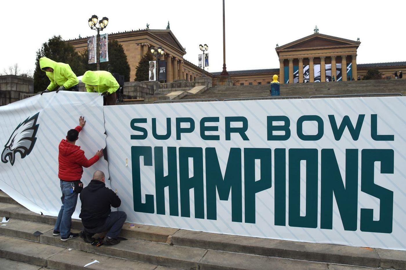 Eagles' Super Bowl parade almost unthinkable a year ago | Marcus Hayes