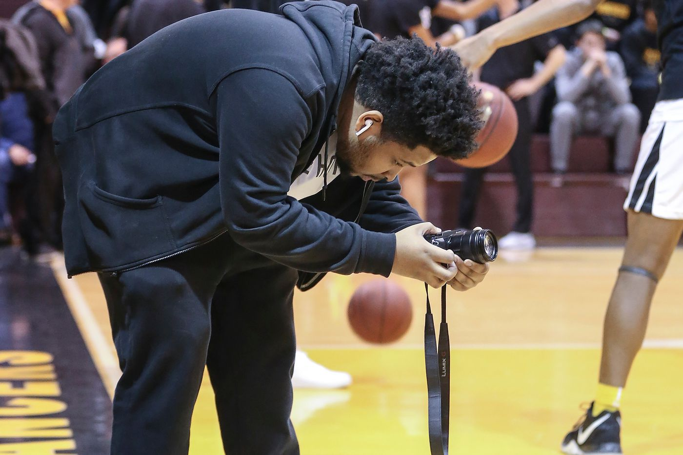 Jalen Roberts and JayDoeFilms among many videographers on the Philly high school sports scene