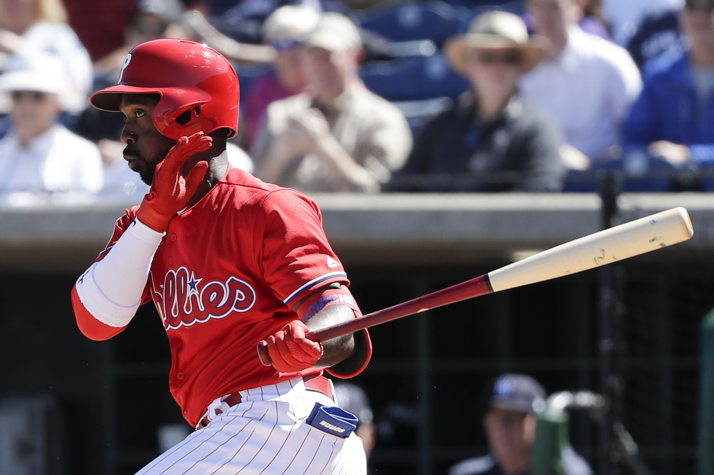 Phillies thoughts: Andrew McCutchen at leadoff, a Mike Trout assumption, and Dallas Keuchel for the right price   David Murphy