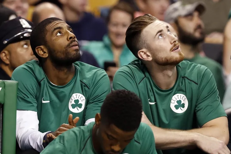 With Kyrie Irving and Gordon Hayward both healthy, what can the Celtics achieve?