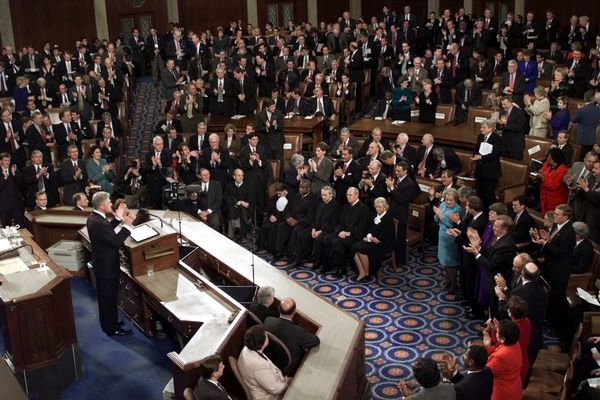From the archives: Trump isn't the first president to give State of the Union amid impeachment proceedings | Will Bunch