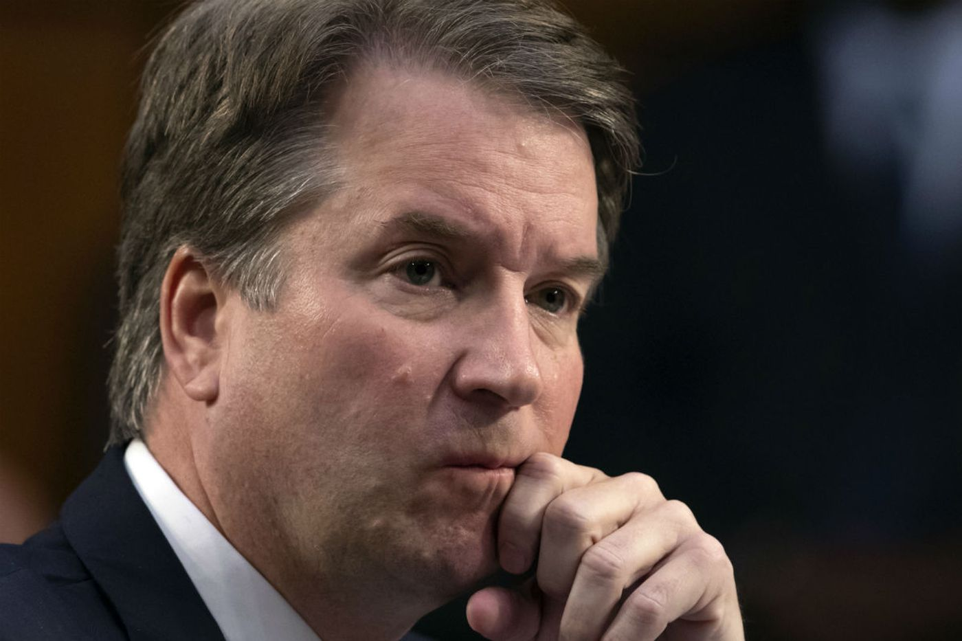 Brett Kavanaugh, facing more sexual misconduct allegations, vows: 'I'm not going anywhere'