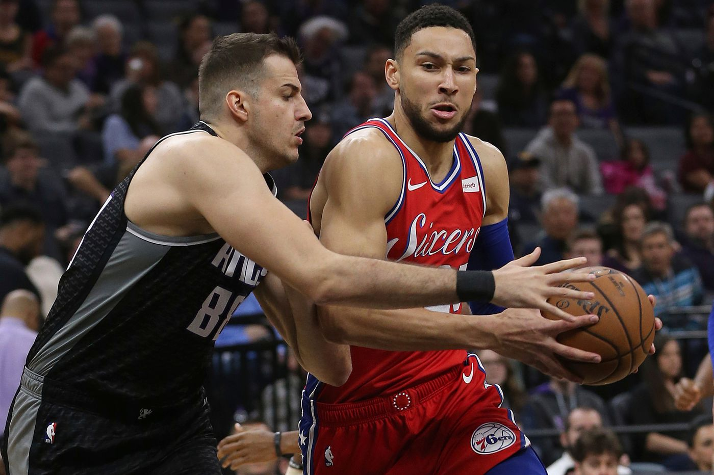 Sixers prepare for Kings squad that has given them trouble recently