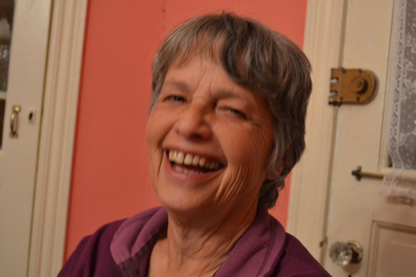 Jane Hinkle, 67, a business writer, teacher, and mother