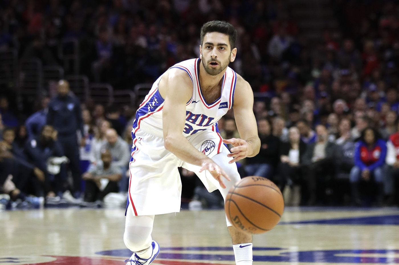 Sixers' Furkan Korkmaz shining with increased minutes
