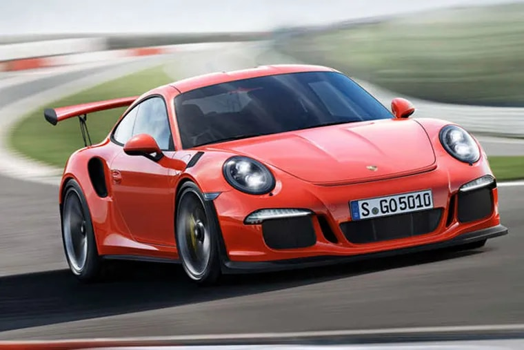 You can get a higher-end car used - but maybe still not this Porsche.