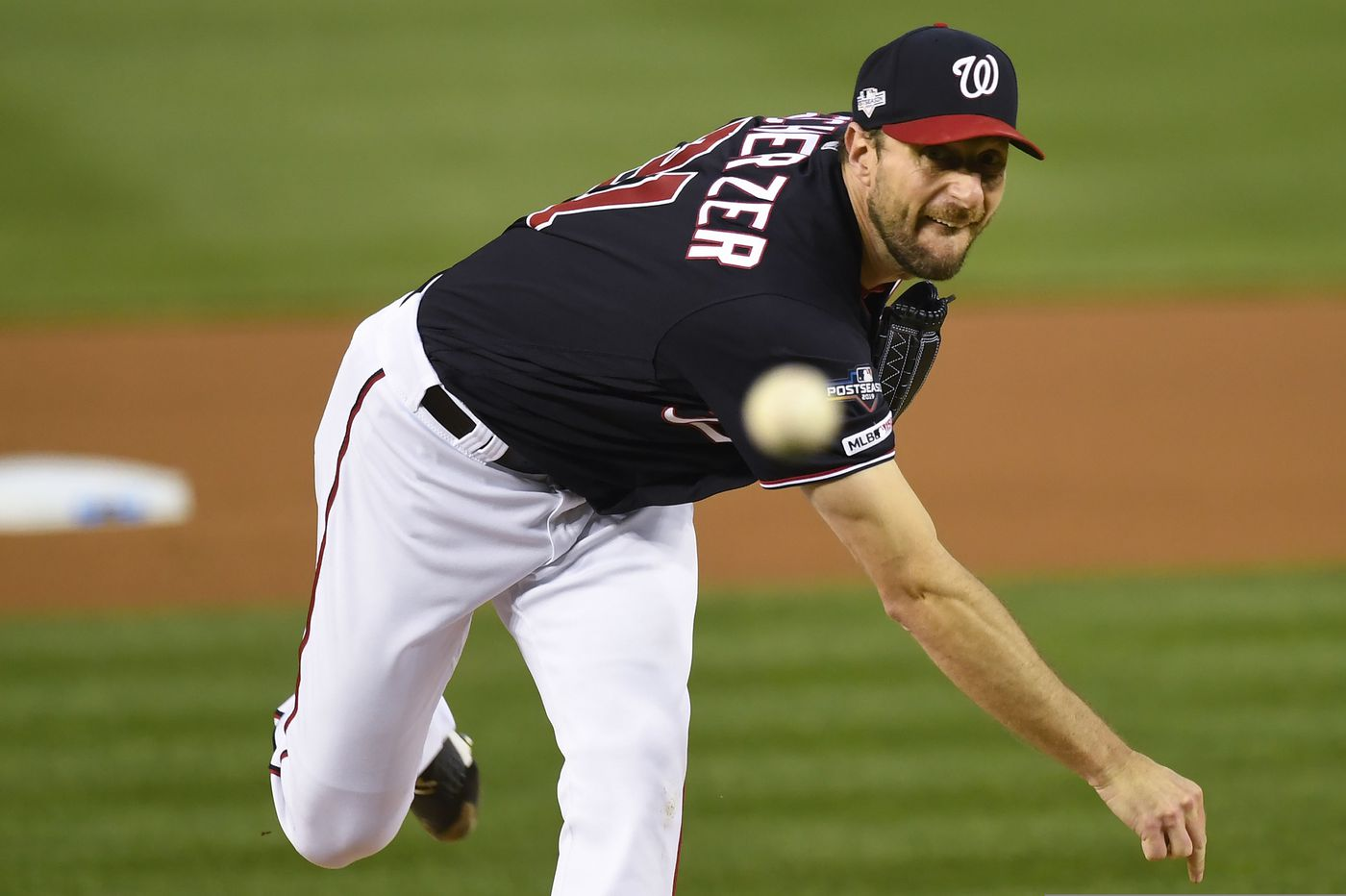 Sports betting: Vegas Vic has some props for Max Scherzer and the Nationals in Game 7