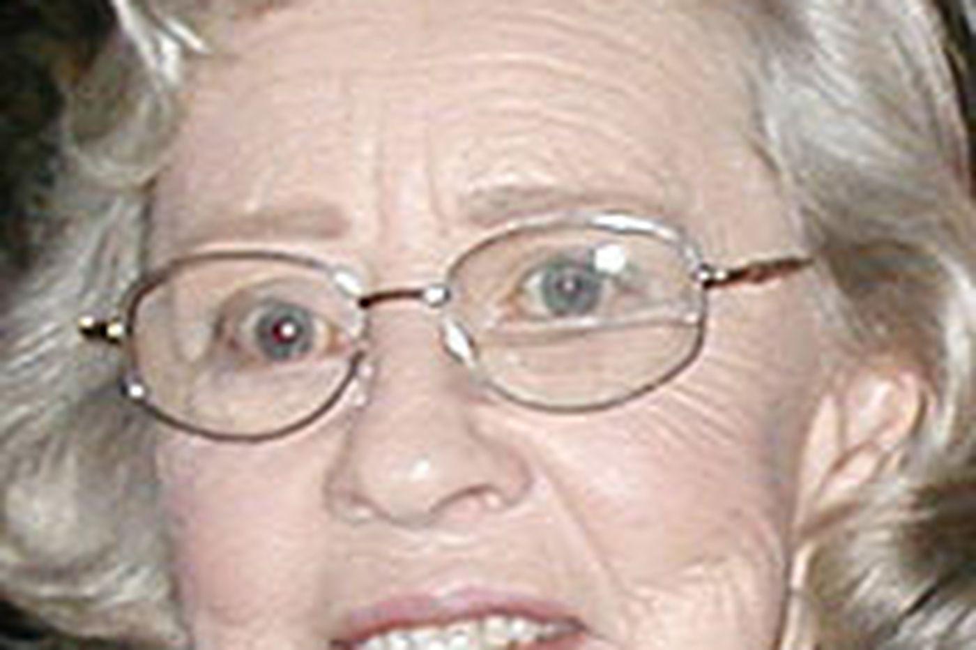 Rosemary S. Sommer   Artist, volunteer, 76