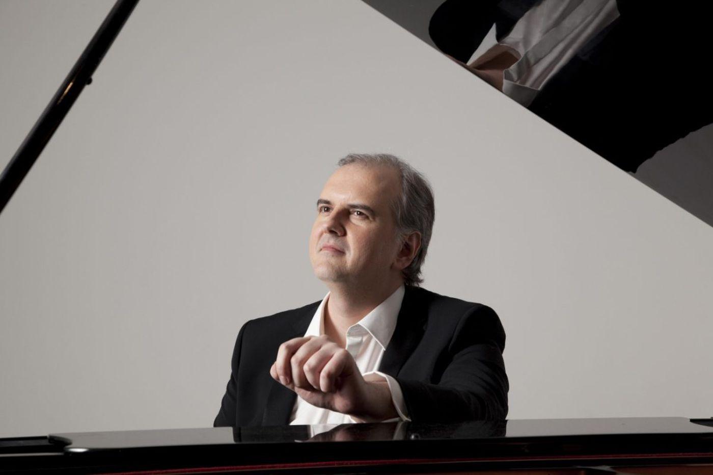 Nicholas Angelich joins Stéphane Denève and Philadelphia Orchestra on musical jaunts