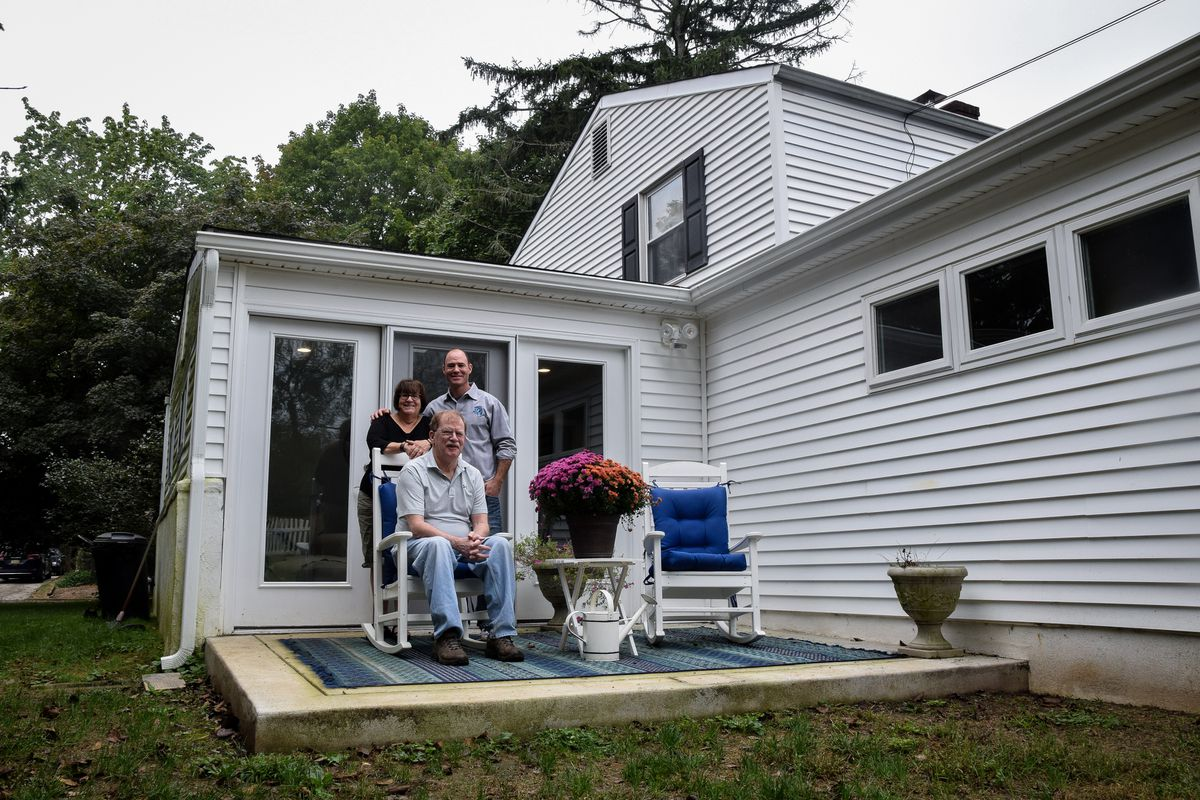 How a remodel is allowing this Montgomery County couple to age in place