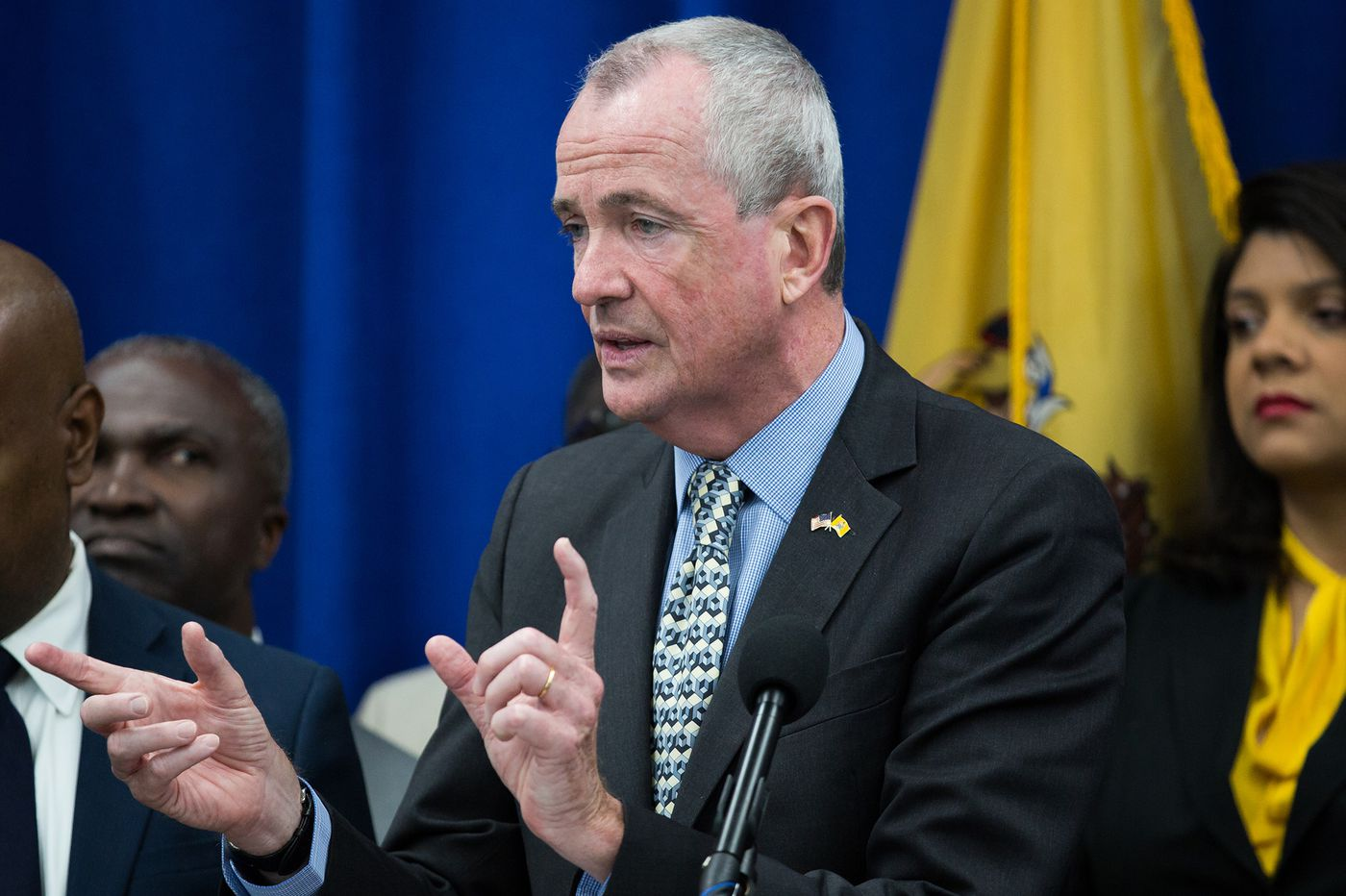 Murphy signs bill expanding family leave in New Jersey