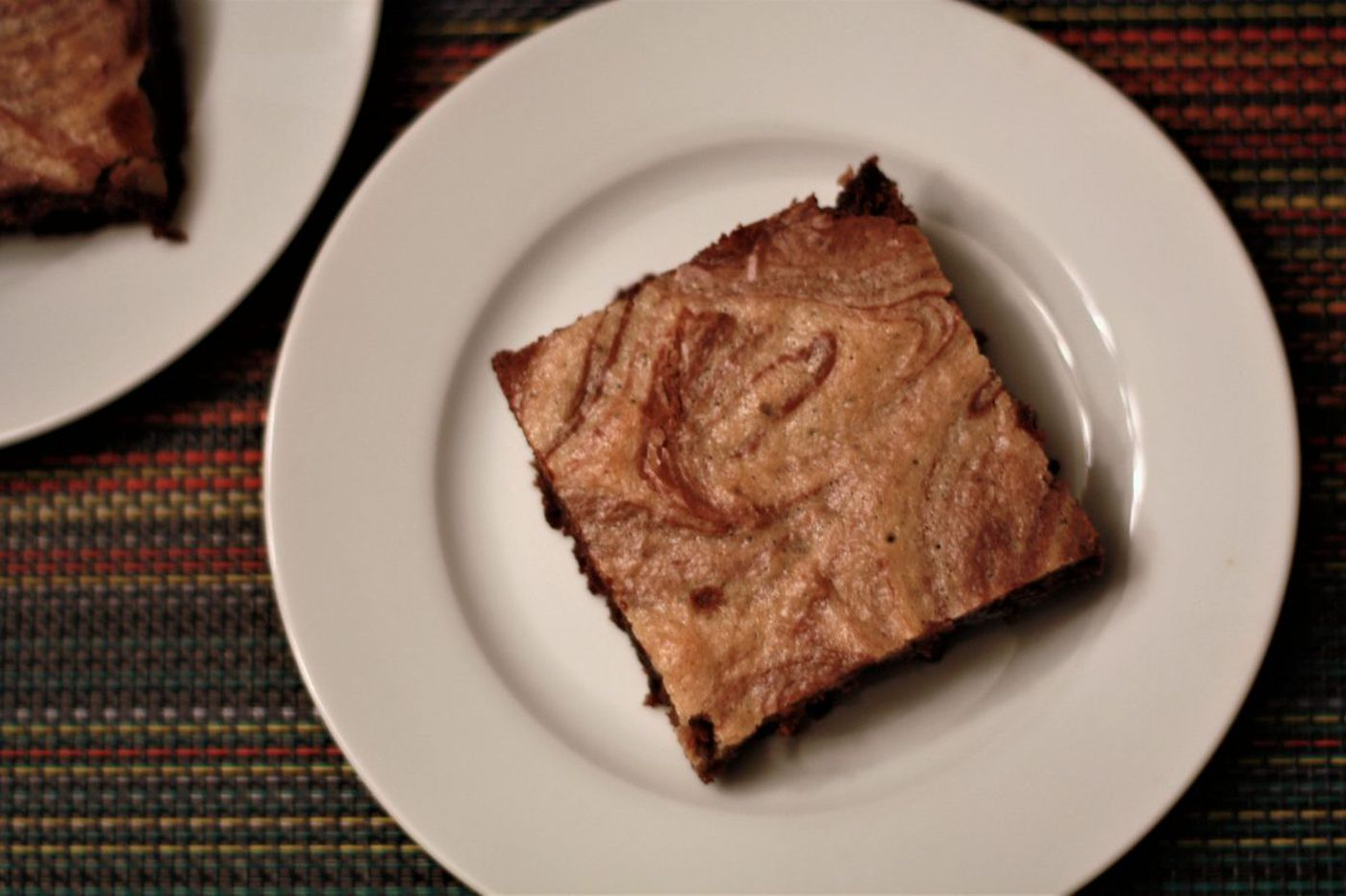 Healthy family recipe: Brownies with tahini