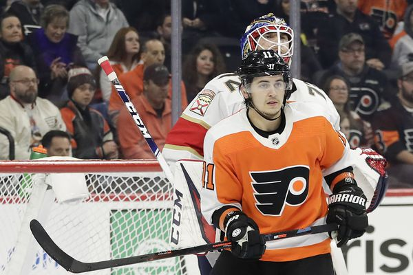 Flyers try to rebound from devastating loss as Florida Panthers defenseman (sort of) guarantees win in rematch