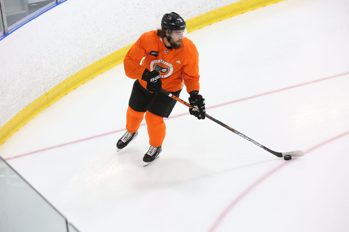 After a layoff of four-plus months, Flyers defenseman Ivan Provorov 'seems like he never left'