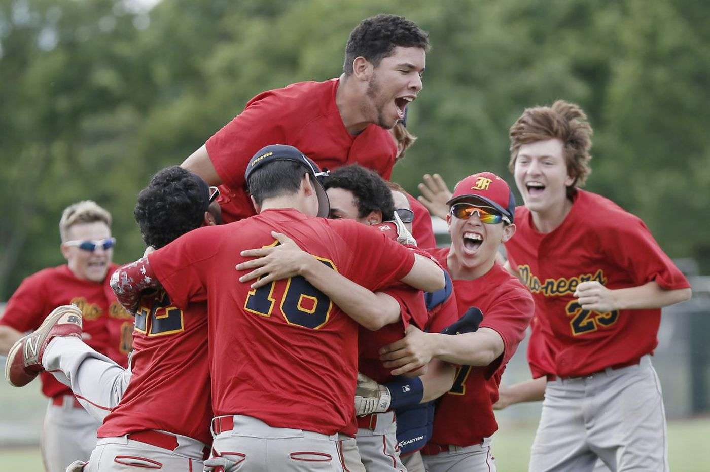 Frankford edges Central to repeat as Public League baseball champion