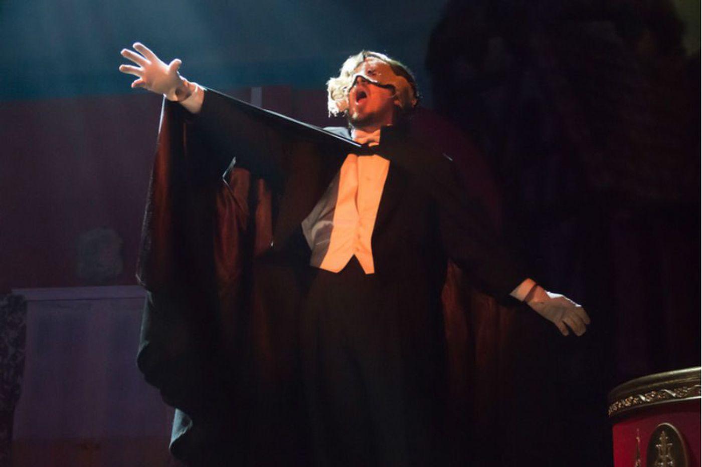 'Return of the Phantom' at Broadway of Pitman: A worthy sequel