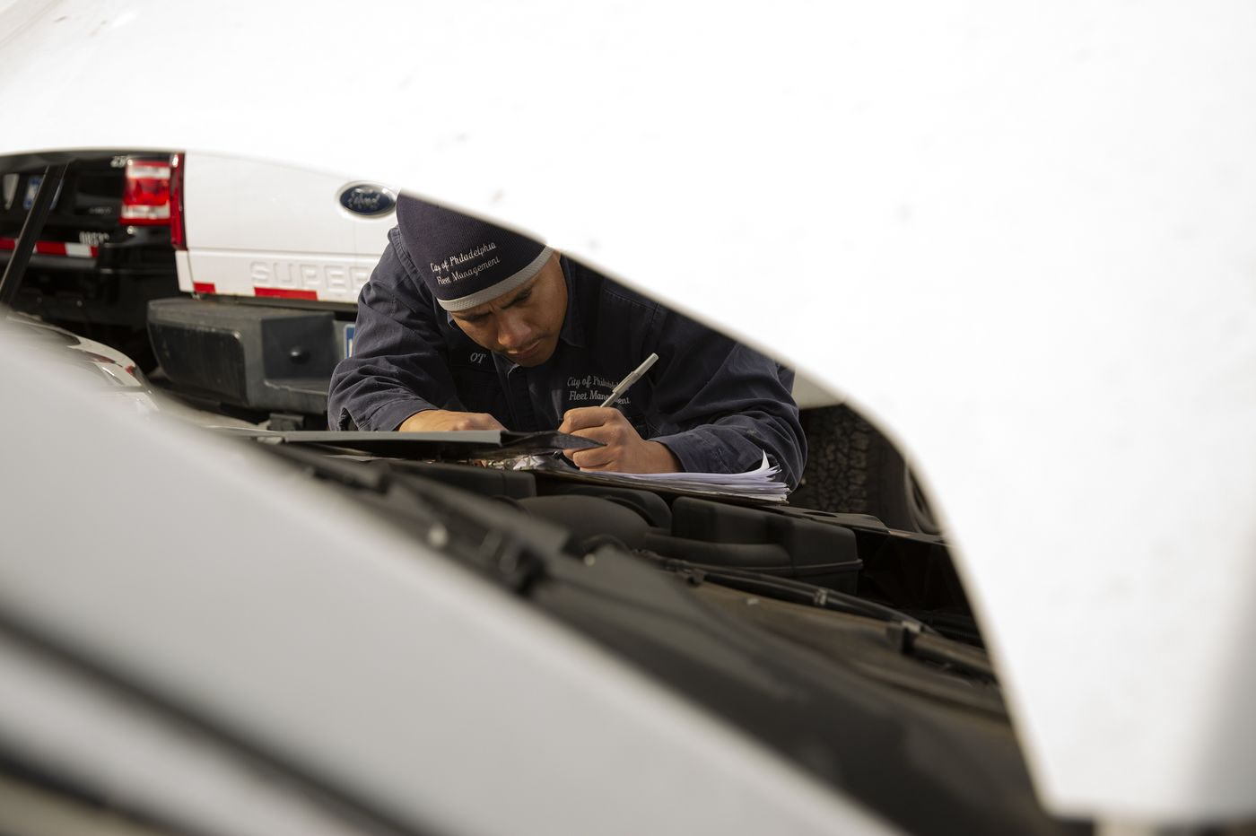 This city program turned high schoolers into auto mechanics and changed their lives