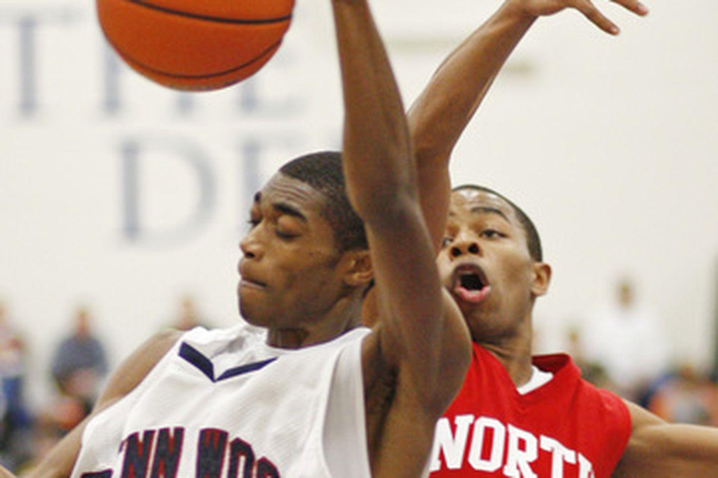 Penn Wood rolls past North Catholic