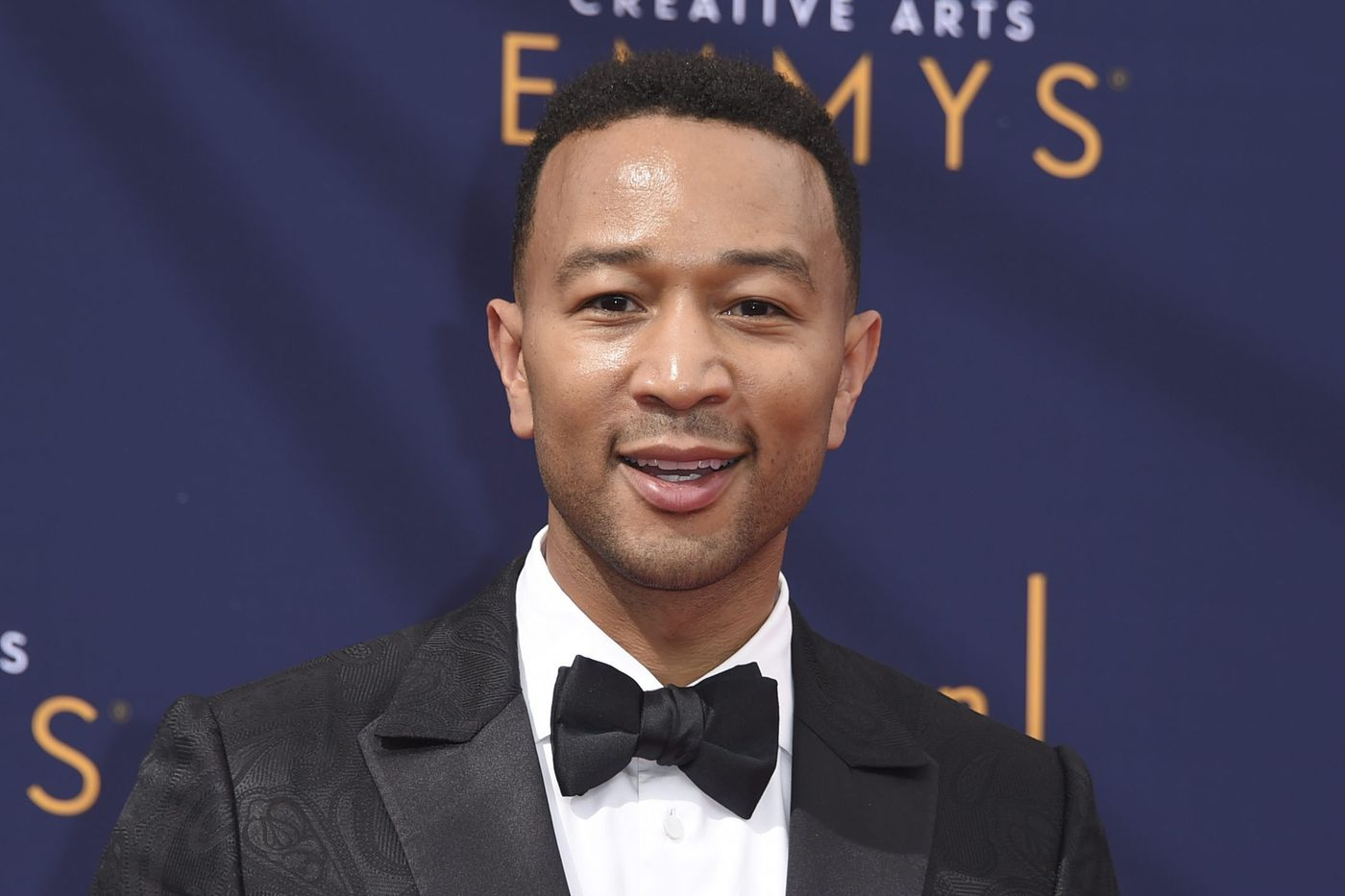 John Legend makes history as first African-American EGOT victor
