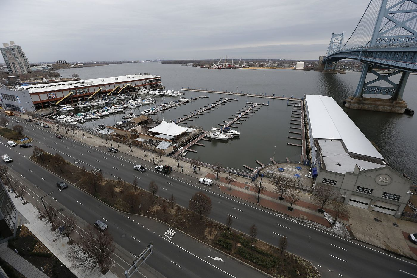 Durst closes marina to advance Delaware River development plans, leaving boaters high and dry