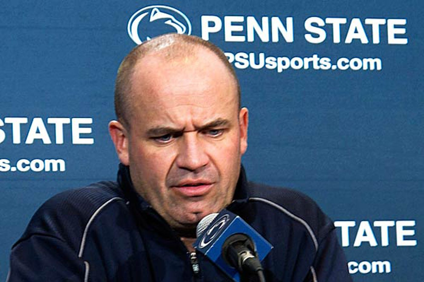 Penn State's O'Brien responds angrily to Sports Illustrated report
