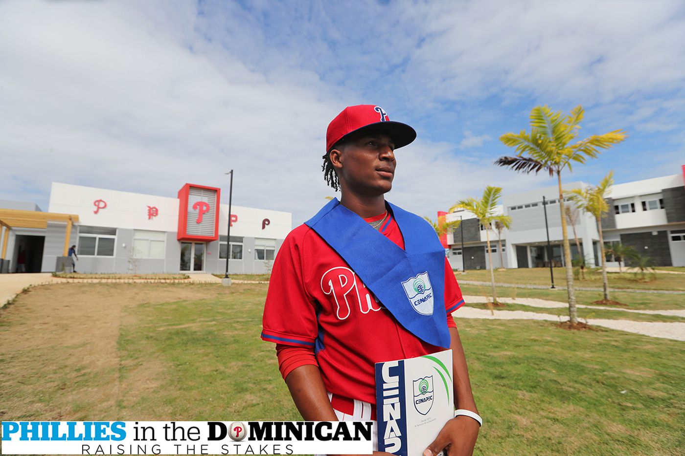 Phillies prospect Sixto Sánchez the latest fascination in Latino pitching pipeline