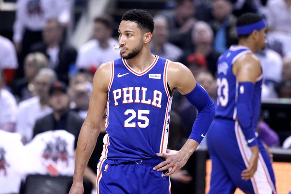 Ben Simmons officially signs contract extension to remain with Sixers
