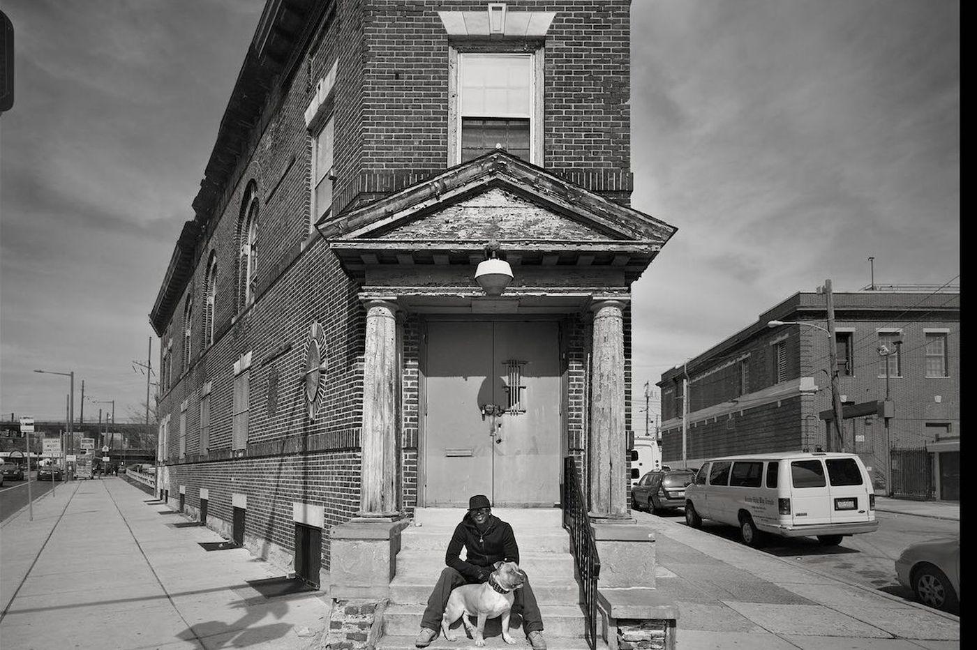 The history in pictures of West Philadelphia's forgotten 'Flatiron building' | Inga Saffron
