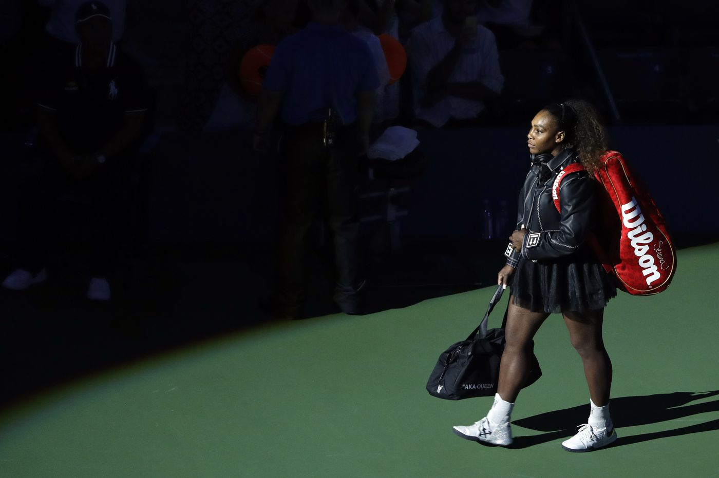 Why what Serena Williams wears on the courts (and how you react to it) matters   Elizabeth Wellington