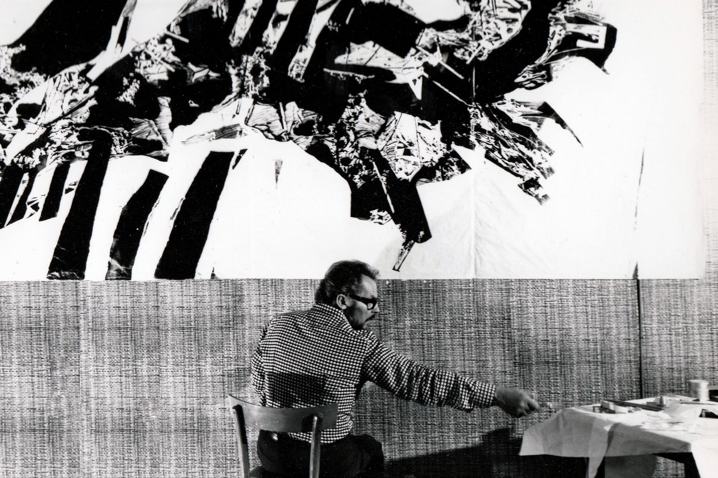 Honoring a printmaker who fled Lithuania and had a profound influence on black artists in Philly