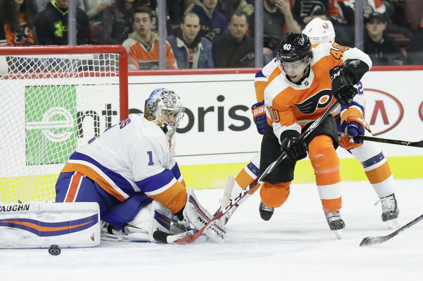 Secondary scoring could determine Flyers' playoff fate