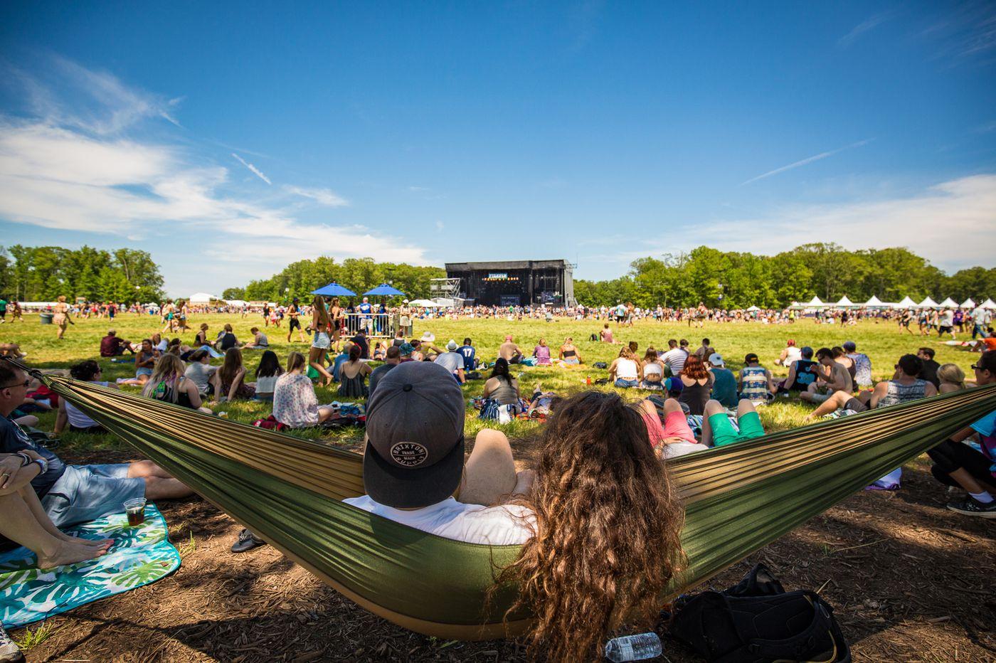 Philadelphia woman, 20, found dead at Firefly Music Festival